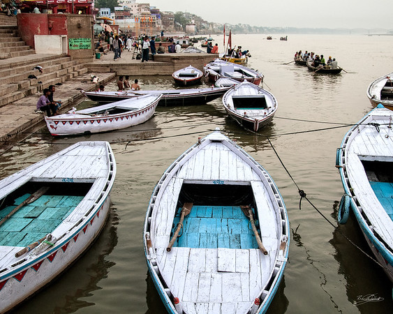 """Ganges Boats"""