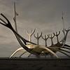 """""""Sun Catcher"""" sculpture, Reykjavik, Iceland"""