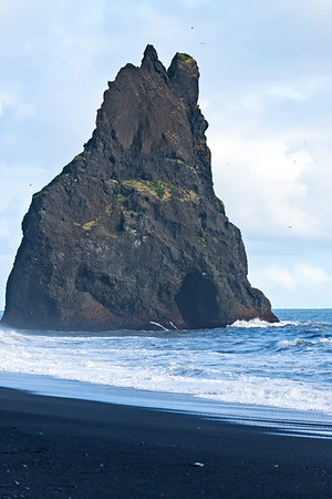 Reynisfjara Sea Stack