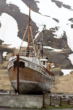 Siglufjordur Ship