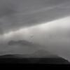 Storm coming, near Kirkjubbaejarklaustur, Iceland