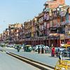 Jaipur street scene.