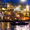 Cremation ghats in Varanasi may operate 24 hours per day, while Hindu cremations elsewhere around the world may only take place during the daylight hours.