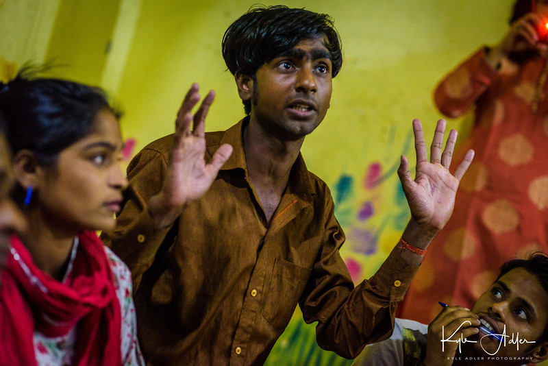 This young reporter tells us of some of his harrowing experiences investigating and breaking stories about the horrific abuses of New Delhi's street kids.