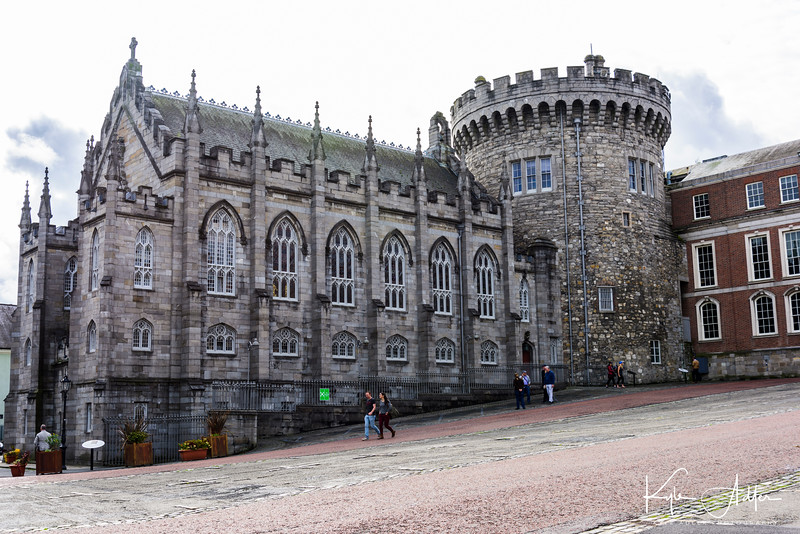 Dublin Castle Was Built During The Anglo Norman Period And Has Witnessed Nearly Entire History Of City It Is An Austere But Not Particularly Pretty