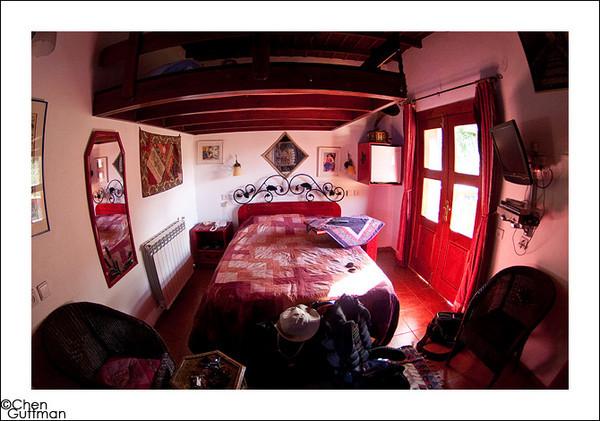 החדר בוילה תהילה - קטן אך איכותי