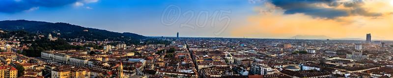 Turin Panoramic