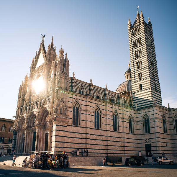 Tuscany, Siena, Duomo di Siena