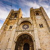 The Lisbon Cathedral was completed in 1150.