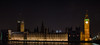 Palace of Westminster at night