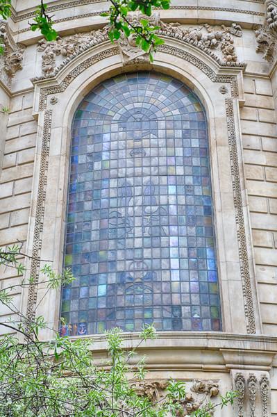 Window at St. Pauls