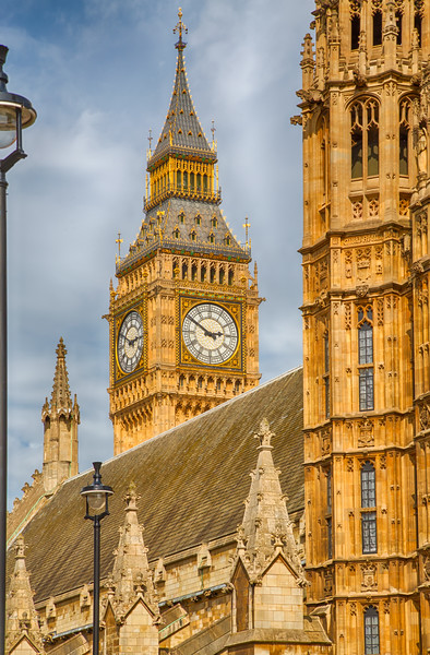 Westminster and the Clock Tower