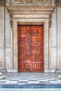 St. Peters Side Door
