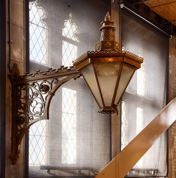 Tower Bridge Internal Lighting