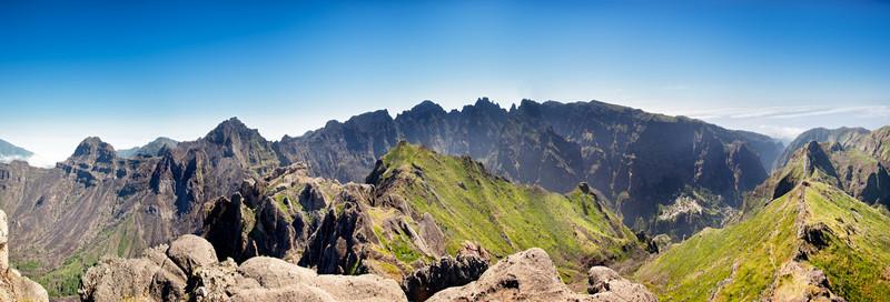 Panoroama Pico Grande