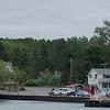 La Pointe ferry landing.