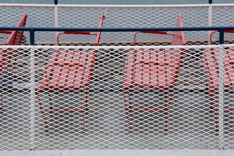 Ferry detail.