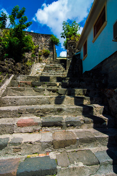 Steps of Saint Pierre