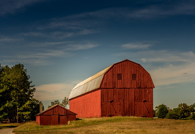 Maryland Barns
