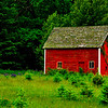 Red Barn, Houghton Canal Road, Houghton, MI