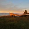 Abandon Lake Superior Fishing Boat, Betsy River, Michigan UP