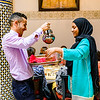 Our riad in Fez is owned by a local family, whose members share all the responsibilities of running the establishment.  Brother and sister serve tea after our lunch.