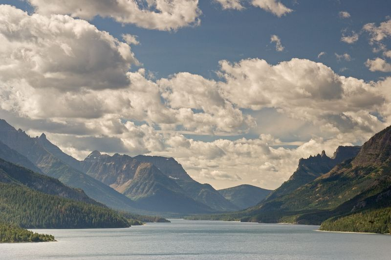 Waterton Lake.