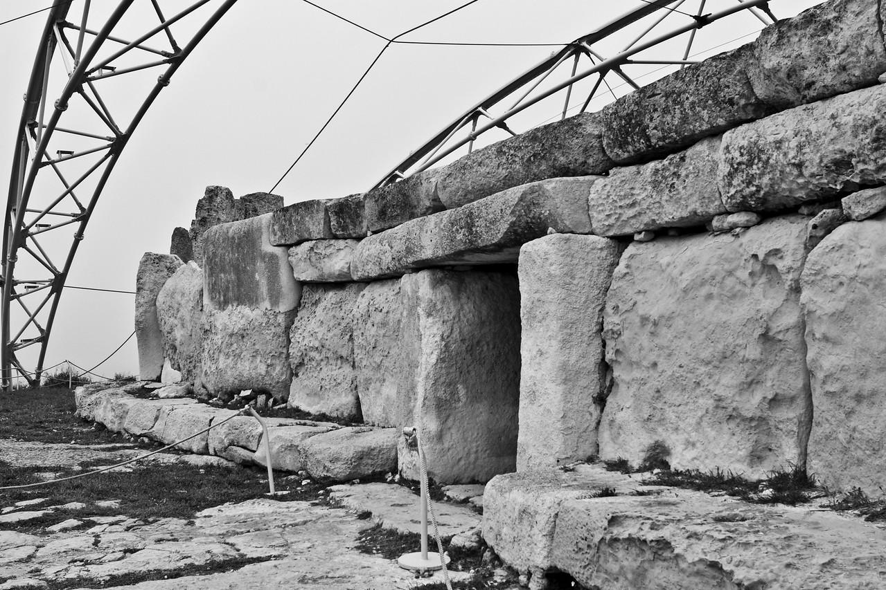 Hagar Qim, built ca. 3500 BC
