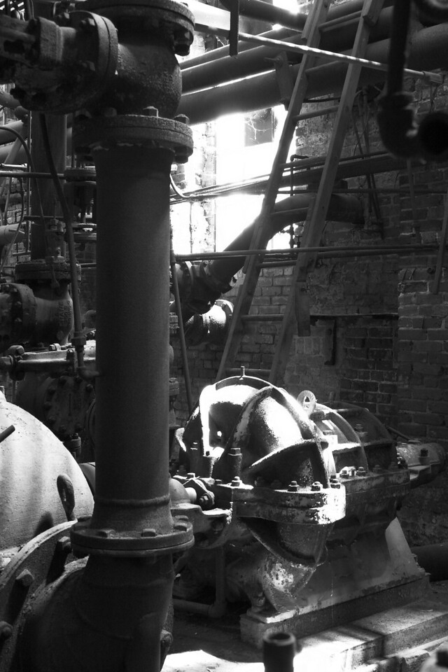 Molten Light, Sloss Ironworks, Birmingham Alabama