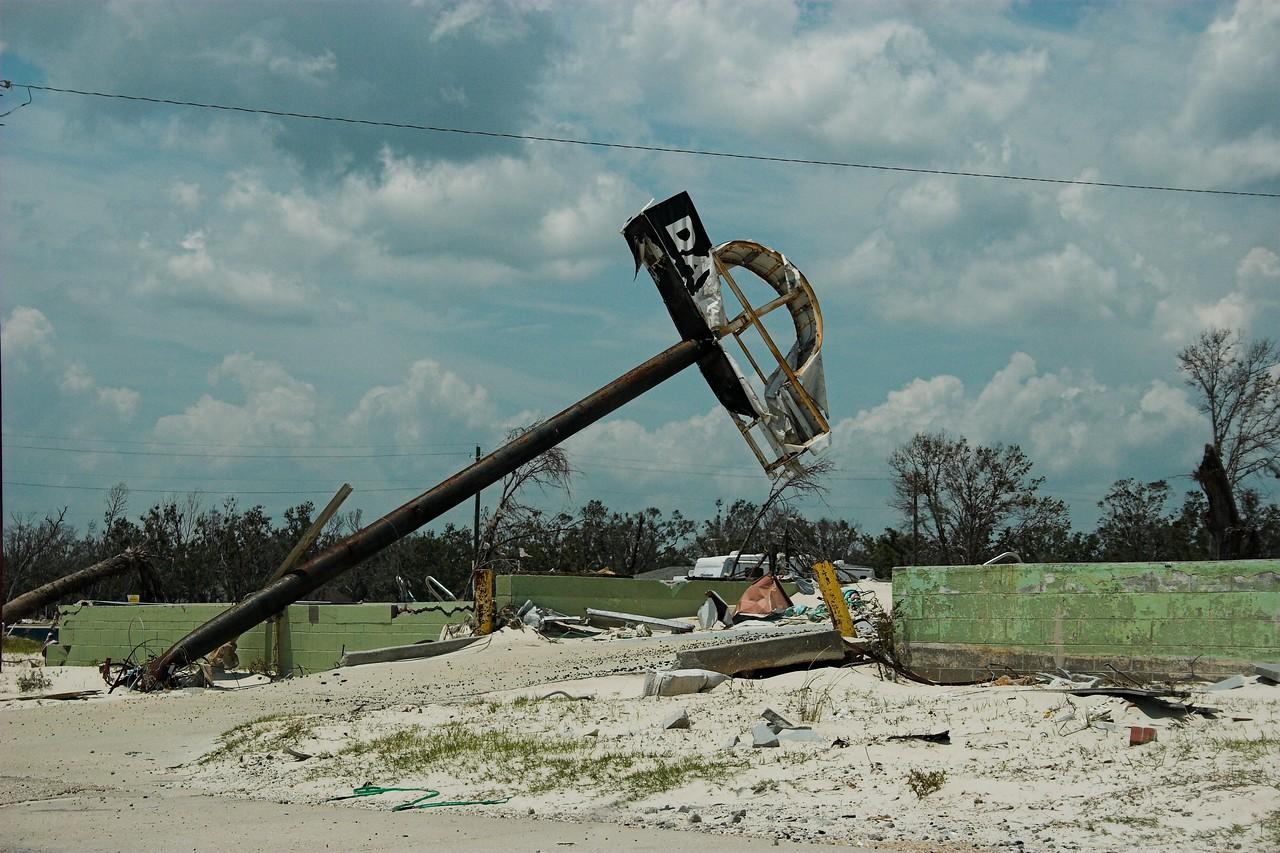 Days Inn, Gulfport MS, Post-Katrina