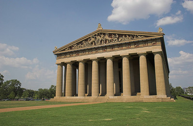The Parthenon, Nashville
