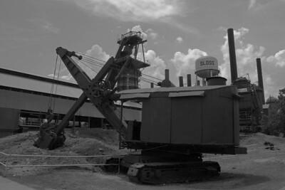 Earth Mover, Sloss Ironworks