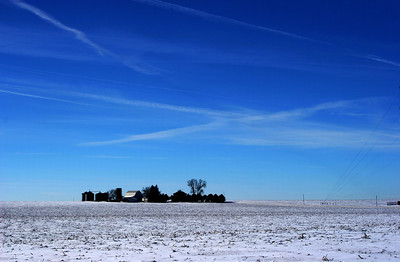 Iowa in Winter
