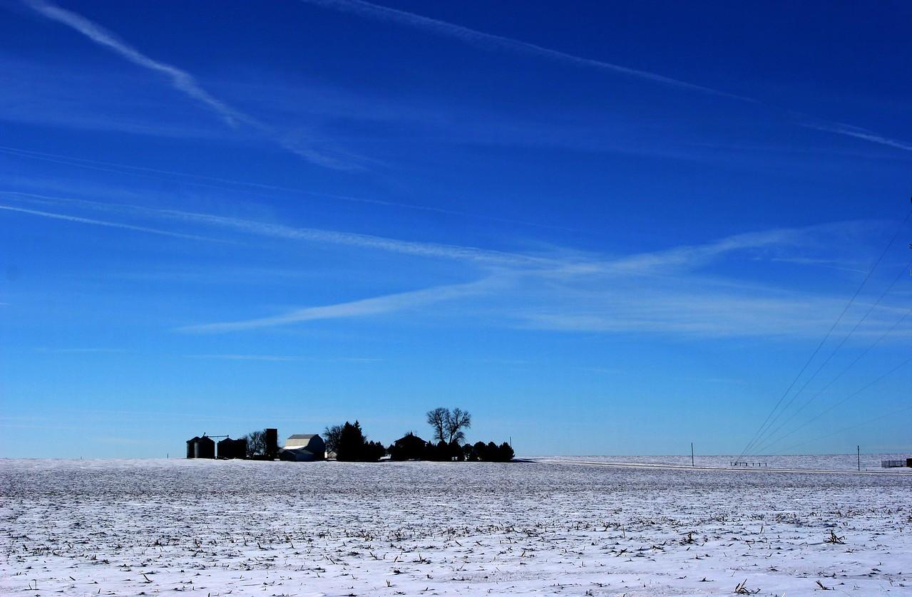 Iowa in Winter
