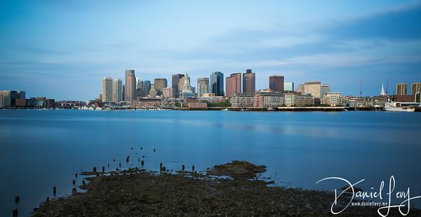 Super Full of Moon-lessness in Boston, MA