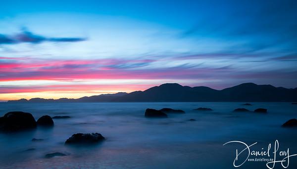 Sunset from Marshall Beach | San Francisco, CA
