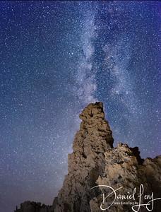 Mono Lake Milky Way - Lee Vining, CA