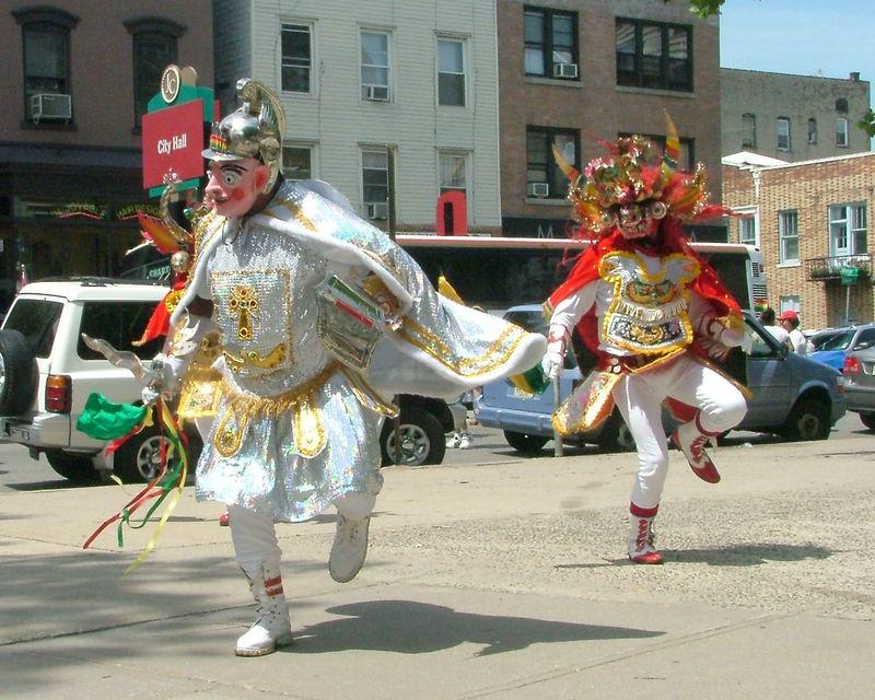 Bolivian Day Parade, 2005