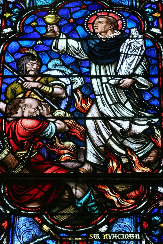 St. Hyacinth, Sacred Heart Church, Jersey City
