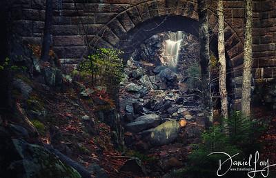 Hadlock Brook Waterfall