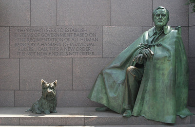FDR memorial, Washington DC