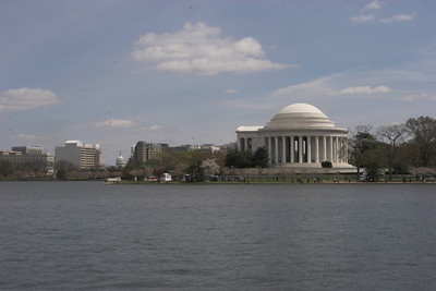 Jefferson Memorial and Potomac River