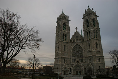 Sacred Heart Basilica, Newark, NJ