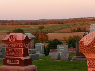 Madison Church grave yard