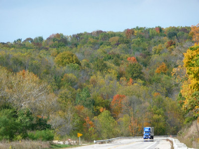 October 2008 roadie to Iowa