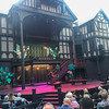 At the Oregon Shakespeare Festival.  We saw a fun and creatively updated performance of Merry Wives of Windsor.
