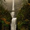 Multnomah Falls, Oregon  - 0420