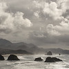 Ecola Park, Haystack Rock, Cannon Beach, Oregon