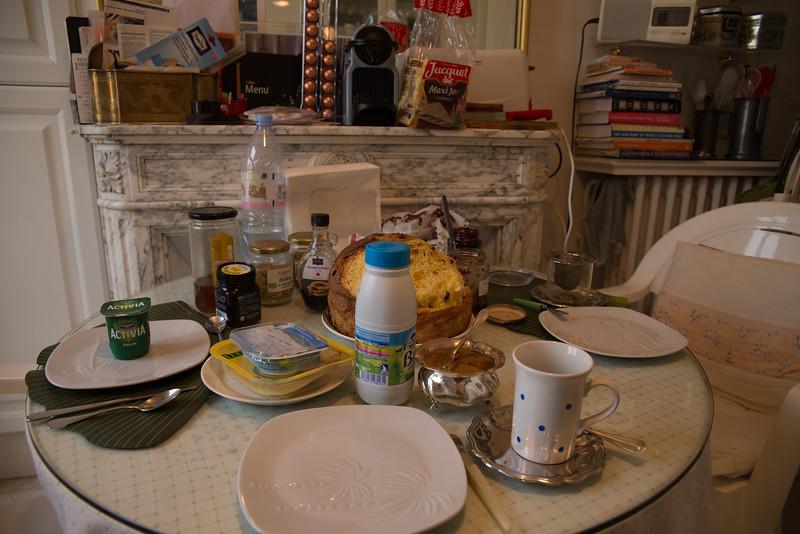 Petit Dejeuner Chez Feib