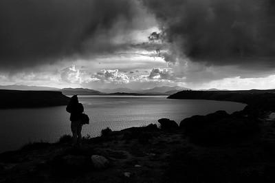 Storm at Sillustani